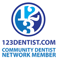 Proud member of 123 Dentist