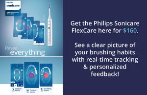 Philips Sonicare FlexCare Toothbrush At Fremont Village Dental