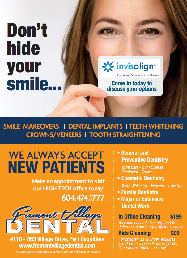 Fremont Village Dental Can Help Your Smile